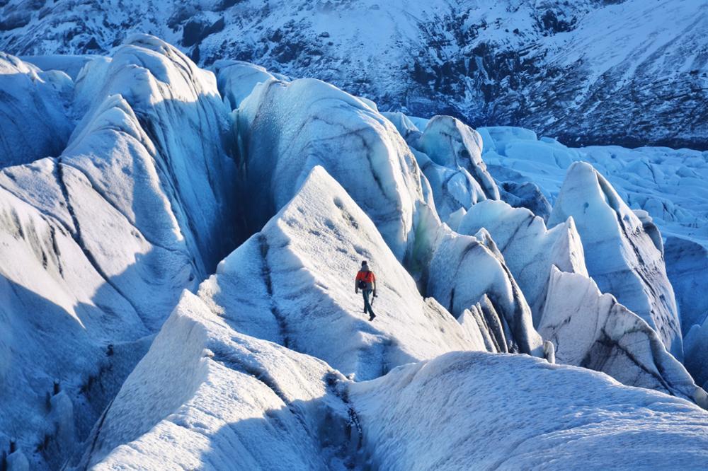 Les plus beaux glaciers d'Islande
